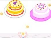لعبة ترزيين طاولة الكعك الكبيرة