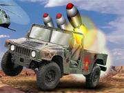 لعبة سيارة الجيب الحربية