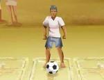 مهارات ترقيص كرة القدم الشاطئية
