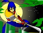 لعبة دماء الساموراي
