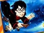 لعبة تلوين هاري بوتر