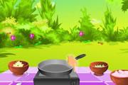 العاب طبخ فطيرة السبانخ اليونانية