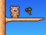 لعبة الدب جامع الحلوى