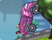 لعبة سيارة باربي الكبيرة