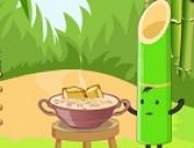 لعبة قصب السكر الطباخ