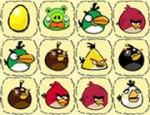لعبة اخفاء صور الطيور الغاضبة