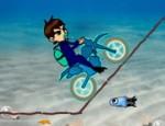 لعبة دباب بن تن تحت الماء