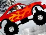 لعبة شاحنة بن تن الثلجية