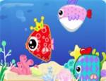 ديكور حوض الاسماك