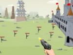 لعبة الدفاع عن القلعة الكبيرة