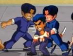 لعبة قتال الشوارع اليابانية