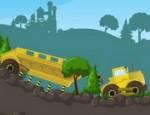 لعبة شاحنة نقل الصخور 3