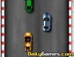 لعبة رالي السيارات السريع