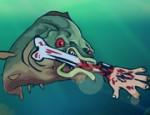 لعبة السمكة المتحوشة 3