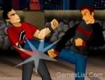 لعبة قتال الشباب في الشارع