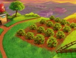 لعبة مزرعة الفواكه