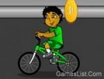 لعبة سباق الدراجات الهوائية