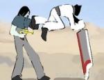 قصة قتال الاسلحة