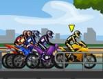 سباق الدراجات النارية المثير