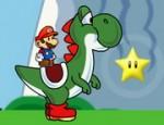 مغامرات ماريو و الديناصور يوشي 2