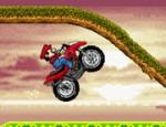 دراجة ماريو في عالم سونيك