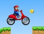 لعبة دراجة سوبر ماريو النارية 3