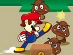 لعبة قتال ماريو ضد الفطر