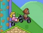 لعبة دراجة زوجة ماريو 2