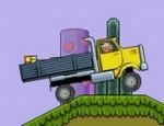 لعبة شاحنة ماريو 4