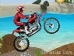 لعبة moto risk