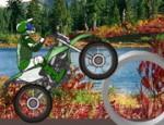 لعبة دراجة الجبال 3