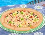 لعبة تزيين البيتزا 3