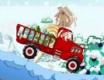 شاحنة هدايا بابا نويل