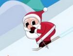 لعبة تزلج بابا نويل