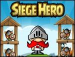 لعبة بطل الحصار siege hero