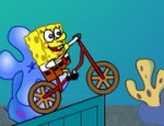دراجات مهارات سبونج بوب