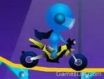 لعبة رسم مسار الدراجة النارية