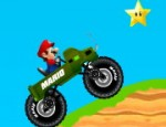 لعبة شاحنة ماريو الصغيرة