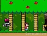 لعبة مغامرات ماريو في عالم سوبر ماريو