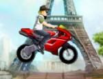 لعبة دراجات باريس