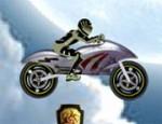 لعبة دراجة المدينة النارية