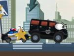 لعبة ايقاف السيارة قبل السقوط 2
