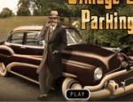 لعبة ركن السيارات الكلاسيكية