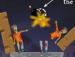 لعبة تفجير الزومبي