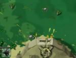 لعبة موجة الهجوم البري