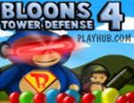 لعبة القرد والبالونات الاستراتيجية