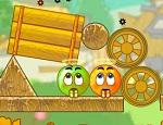 لعبة حماية البرتقالة الجزء الاول