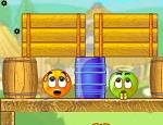 لعبة حماية البرتقالة الجزء الثالث