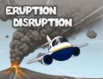 لعبة طائرة السحب البركانية