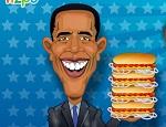 هوت دوج اوباما الذيذ